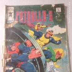 Cómics: PATRULLA X Nº 19 V.3 ¡LA MUERTE DE PROFESOR X! VOL. 3. VERTICE. 1978 TEBENI. Lote 139769110