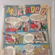 Cómics: COMIC N°502 MORTADELO 1970. Lote 139769361