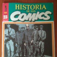 Cómics: HISTORIA DE LOS COMIC 23.ARGENTINA PROMUEVE COMIC ADULTOS.NO INCLUYE SUPLEMENTO. Lote 139801665