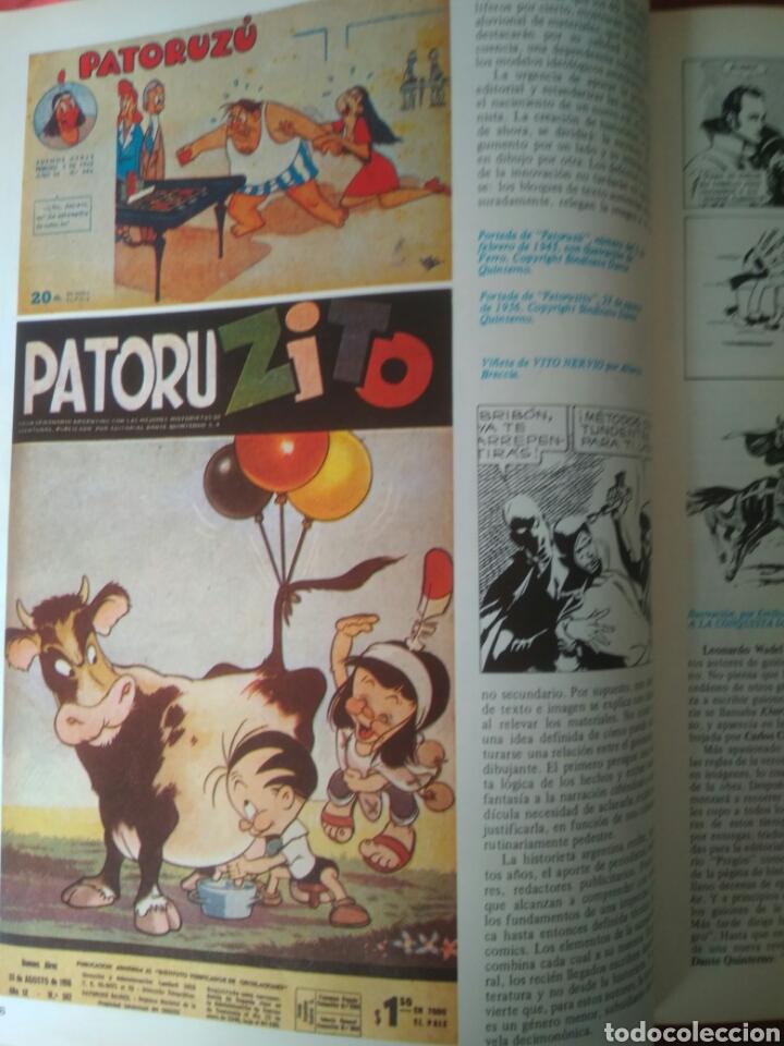 Cómics: HISTORIA DE LOS COMIC 23.ARGENTINA PROMUEVE COMIC ADULTOS.NO INCLUYE SUPLEMENTO - Foto 2 - 139801665