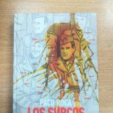 Cómics: LOS SURCOS DEL AZAR (PACO ROCA) (ASTIBERRI). Lote 139809278
