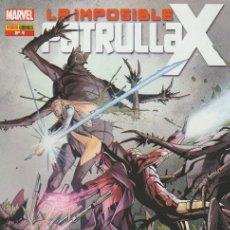 Cómics: LA IMPOSIBLE PATRULLA X. PANINI 2012. Nº 4. Lote 139834882