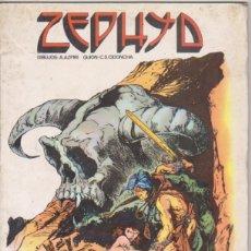 Cómics: ZEPHYD. RIEGO 1980.. Lote 139841198