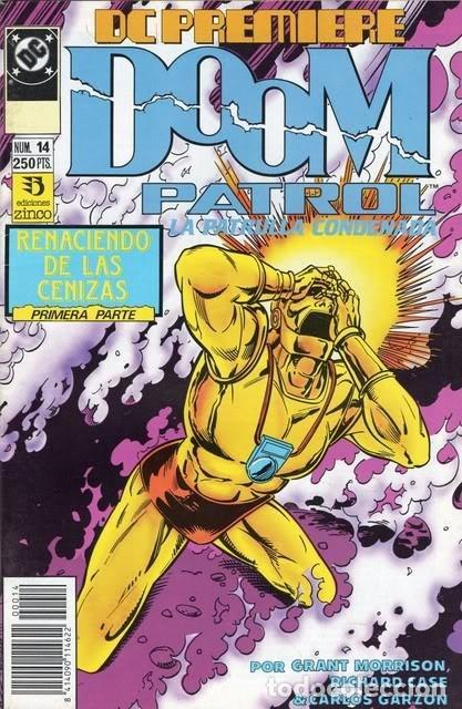 DC PREMIERE. ZINCO 1990. Nº 14 (Tebeos y Comics - Comics otras Editoriales Actuales)