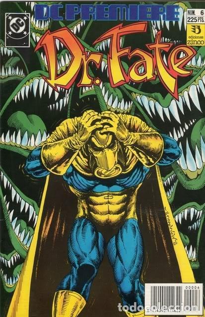 DC PREMIERE. ZINCO 1990. Nº 6 (Tebeos y Comics - Comics otras Editoriales Actuales)