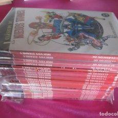 Comics : CLÁSICOS DC NUEVOS TITANES SEGUIDOS DEL 1 AL 20 BUEN ESTADO. Lote 139950126