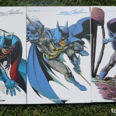 Cómics: BATMAN ILUSTRADO POR NEAL ADAMS. 3 VOLÚMENES. PLANETA, 2007.. Lote 139960974