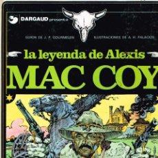 Cómics: LA LEYENDA DE ALEXIS MACCOY Nº 1. EDIT. GRIJALBO.(AGOTADO). Lote 139993966