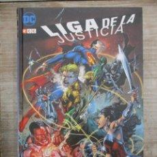 Cómics: TOMO LIGA DE LA JUSTICIA - EL TRONO DE ATLANTIS - DC COMICS -ECC. Lote 140007222