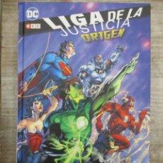 Cómics: TOMO LIGA DE LA JUSTICIA - ORIGEN - DC COMICS -ECC. Lote 140007510