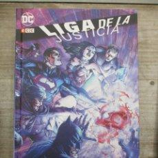 Cómics: TOMO LIGA DE LA JUSTICIA - LA GUERRA DE LA TRINIDAD - DC COMICS -ECC. Lote 140007586