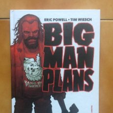 Cómics: BIG MAN PLANS - ERIC POWELL Y TIM WIESCH - EVOLUTION COMICS / IMAGE. Lote 140042070