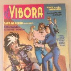 Cómics: REVISTA EL VIBORA. Lote 140045654