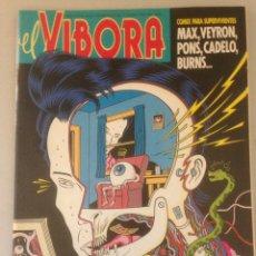 Comics: EL VÍBORA Nº 118. Lote 140048142