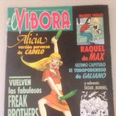 Cómics: EL VÍBORA Nº 115. Lote 140048525