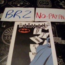 Cómics: BATMAN 2 GRANDES HÉROES DEL CÓMIC BIBLIOTECA EL MUNDO. Lote 140053493