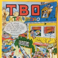 Cómics: TBO EXTRA DE OTOÑO. Lote 140106360