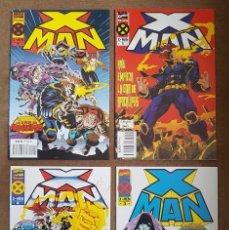 Cómics: X-MAN -LA ERA DE APOCALIPSIS NÚMEROS 1, 2 Y 4 FORUM MUY BUEN ESTADO. Lote 149819638