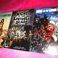 Cómics: NIGHT OF THE LIVING DEAD COMPLETA 3 VOLUMENES. Lote 140218918