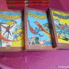 Cómics: SPIDERMAN BEST OF MARVEL ESSENTIALS 3 TOMOS COMPLETA.. Lote 140220514