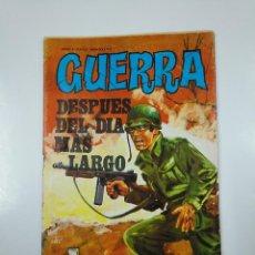 Cómics: GUERRA Nº 41. NOVELA GRAFICA. DESPUES DEL DIA MAS LARGO. EDITORIAL VILMAR. TDKC38. Lote 140229586