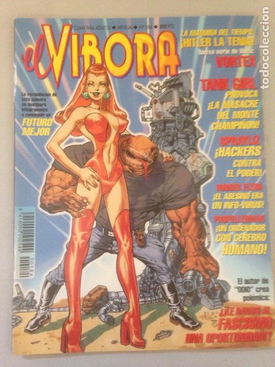 EL VIBORA Nº 184 (Tebeos y Comics - Comics Pequeños Lotes de Conjunto)