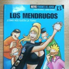Cómics: LOS MENDRUGOS COMO NOS GUSTA LA TUNA (NUEVOS PENDONES DEL HUMOR #13). Lote 140396209