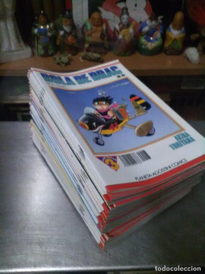 BOLA DE DRAC (Tebeos y Comics - Comics Pequeños Lotes de Conjunto)