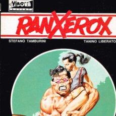 Cómics: RANXEROX,T,LIBERATORE.EDICIONES EL VIBORA.. Lote 140637698