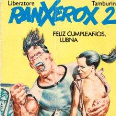 Cómics: RANXEROX 2.T. LIBERATORE,EDICIONES EL VÍBORA.LA CUPULA.. Lote 140638046