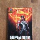 Cómics: SUPERMAN, LA CAIDA DE LOS DIOSES (ED. NORMA) KELLY, TURNER, CADWELL. Lote 140641366