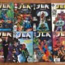Cómics: JLA. LIGA DE LA JUSTICIA. DC COMICS. TOMOS 1 AL 8. EDITORIAL GRUPO VID. Lote 140642178