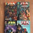 Cómics: JLA. LIGA DE LA JUSTICIA. DC COMICS. TOMOS 1 AL 4 (#1-23 USA). EDITORIAL NORMA. Lote 140642854