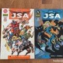 Cómics: JSA. SOCIEDAD DE LA JUSTICIA DE AMÉRICA. DC COMICS. TOMOS 1 AL 2 (#1-10 USA). EDITORIAL NORMA. Lote 140643582