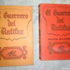 Cómics: EL GUERRERO DEL ANTIFAZ Y NUEVAS AVENTURAS TOMO NR 2 Y TOMO NR 2.. Lote 140647314