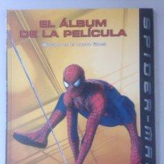 Cómics: SPIDERMAN 2, EL ALBÚM DE LA PELICULA 2004. Lote 140654716