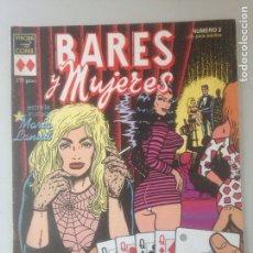 Cómics: BARES Y MUJERES NRO2. Lote 257706530