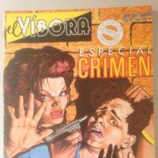Cómics: COMIC EL VIBORA ESPECIAL CRIMEN. Lote 140656420