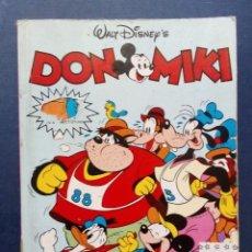 Comics - DON MIKI - WALT DISNEY'S - EDICIÓN ESPECIAL - Nos. 478 /479 / 480 - Año 1985. - 140673370
