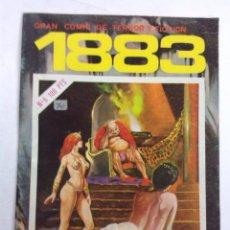 Cómics: GRAN CÓMIC DE TERROR Y FICCIÓN 1883. Lote 140717977
