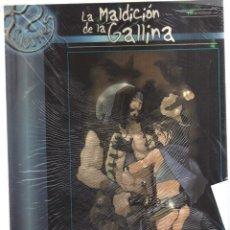 Cómics: LA MALDICION DE LA GALLINA. Lote 140726950