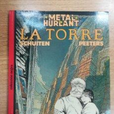 Cómics: LA TORRE (COLECCIÓN NEGRA #26 - METAL HURLANT). Lote 140734144
