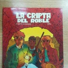 Cómics: LA CRIPTA DEL ROBLE (COLECCIÓN METAL #26). Lote 140734148