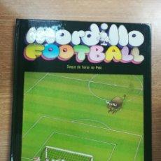 Cómics: MORDILLO FOOTBALL (LUMEN + TUSQUETS). Lote 140734656