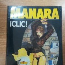 Cómics: CLIC (MILO MANARA) (BIBLIOTECA TOTEM EXTRA). Lote 140734668