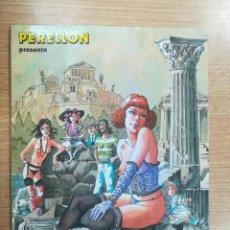 Cómics: PERELLON PRESENTA BUNDA. Lote 140734748