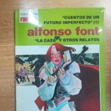 Cómics: CUENTOS DE UN FUTURO IMPERFECTO 1 (ALFONSO FONT) (COLECCIÓN RAMBLA). Lote 140735029