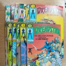 Cómics: DREADSTAR (1º EDICION) COLECCIÓN COMPLETA (18 NUMEROS). Lote 140735580