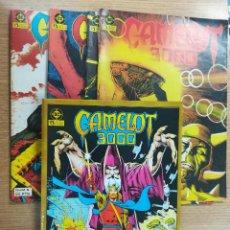 Cómics: CAMELOT 3000 COLECCIÓN COMPLETA (9 NUMEROS). Lote 140735616