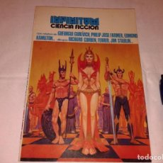 Cómics: INFINITUM,CIENCIA FICCION, Nº 1, 1976. Lote 140762174